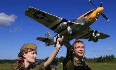 Фестиваль «Взлетка»: от самолетов до самолетиков
