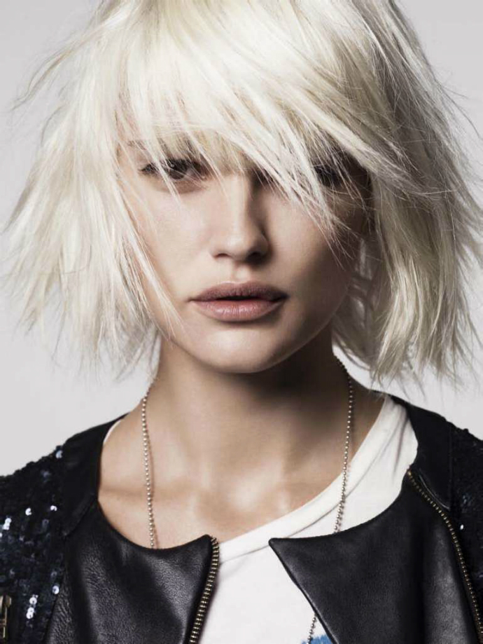 Как сделать стрижку каре на длинные волосы