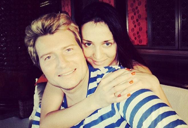 Николай Басков с девушкой: фото