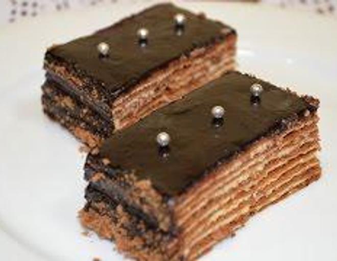 торт спартак пошаговыи рецепт