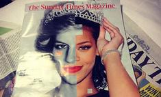 Рианну шокировало сравнение с принцессой Дианой