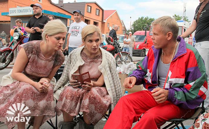 В Ростовской области проходят съемки сериала