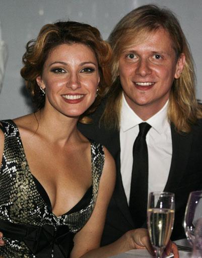 Анастасия Макеева и ее муж Глеб Матвейчук