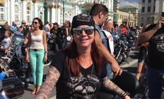 Алена Костерина: мое место на байке – сзади!