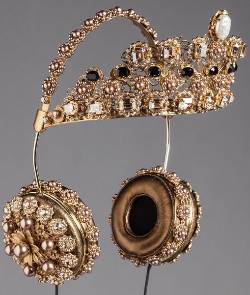 Наушники Dolce & Gabbana