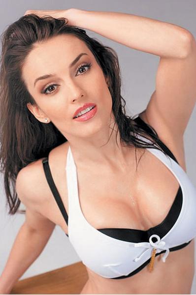 Девушки с большой грудью: фото