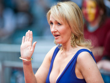 Джоан Роулинг (Joanne Rowling) считает обвинения абсурдными
