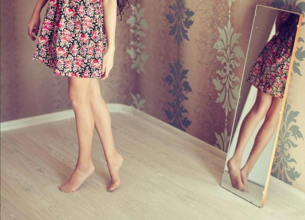 Тонкие ноги: как подобрать одежду?