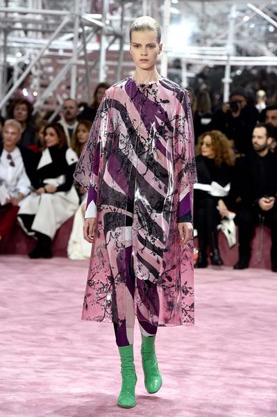 Показ Dior Haute Couture   галерея [1] фото [18]