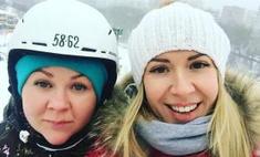 Валя и Маша из «Реальных пацанов» сняли видео о гололеде в Перми
