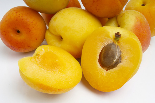 Польза абрикосов