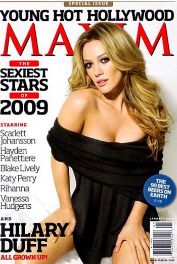 ... А сегодня она – в сотне самых сексуальных юных актрис Голливуда