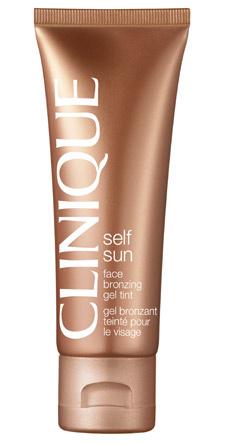 Бронзирующий гель для лица Face Bronzing Gel Tint, Clinique. Придает коже легкий, естественный бронзовый оттенок. Не сушит кожу и не закупоривает поры. Содержит красящие вещества, которые создают ровный, красивый оттенок.