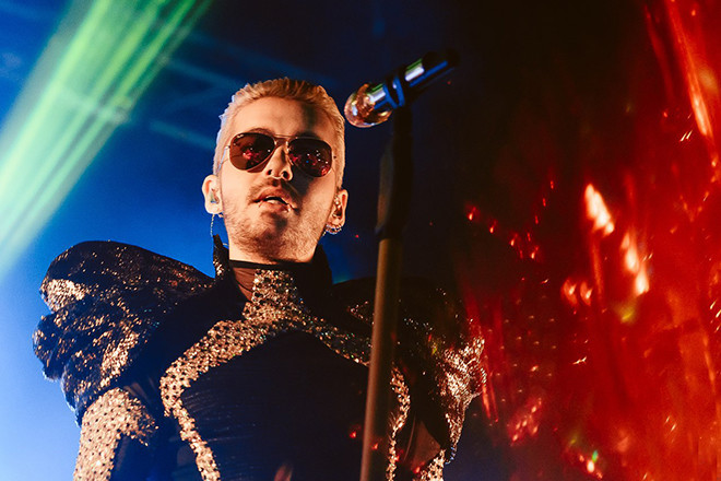 Tokio Hotel в Ростове-на-Дону 2015