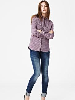Чтобы изготовить джинсы Curve ID, Levi's опросил более 60 000 женщин со всего мира