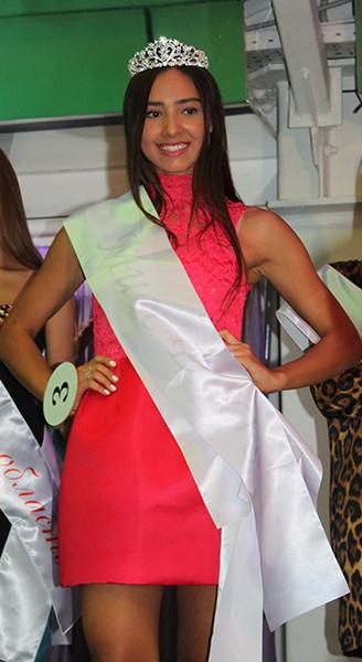 Конкурс красоты «Мисс Волга» в Самаре номинация «Мисс Диско»