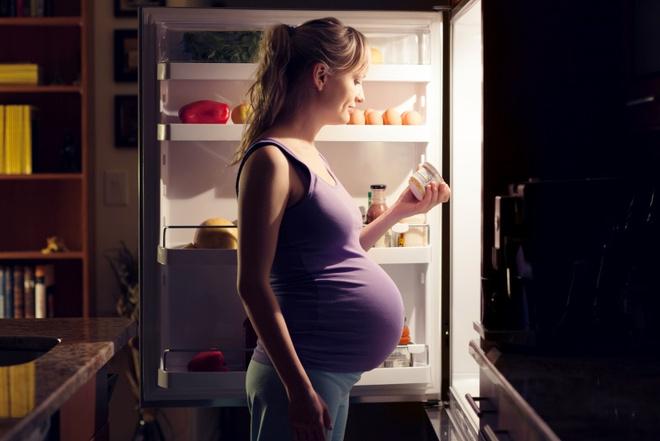 Странные желания беременных женщин