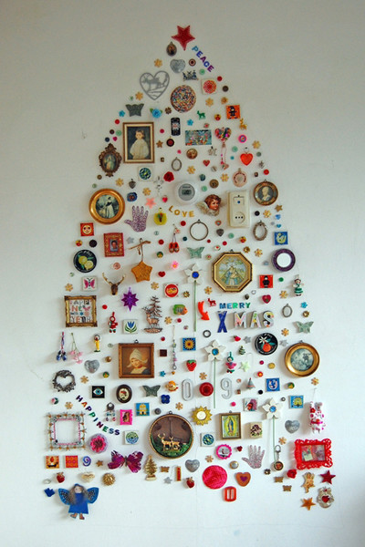 Как можно украсить дом на Новый год: фото