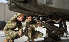 Принц Гарри уничтожил лидера талибов в Афганистане