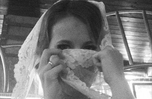 Ксения Собчак на свадьбе