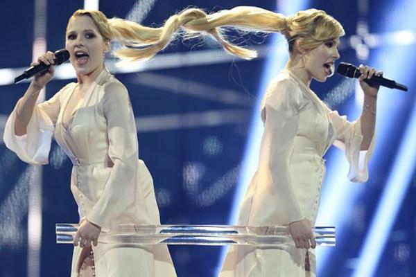 Сестры Толмачевы на «Евровидении»