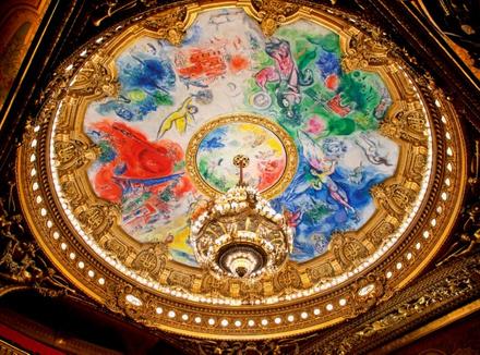 Выставка Марка Шагала в Третьяковской галерее
