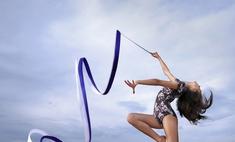 Ритмическая гимнастика - движения в такт музыке