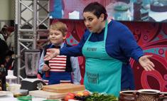 Лара Кацова из «Домашней кухни» накормила воронежцев: рецепты блюд