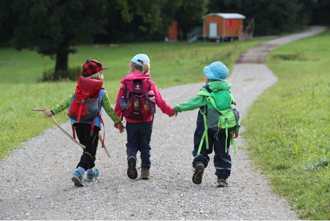 группы в детском саду по возрастам