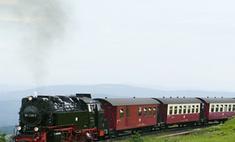 Поезд до Ниццы отправился с Белорусского вокзала