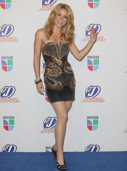 Шакира, 2010 год