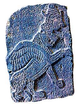 Вавилонский рельеф из коллекции Пергамона