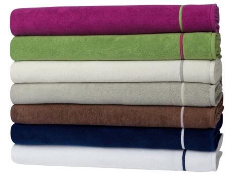 Яркие пляжные полотенца Yves Delorme и Ralph Lauren Home | галерея [1] фото [8]
