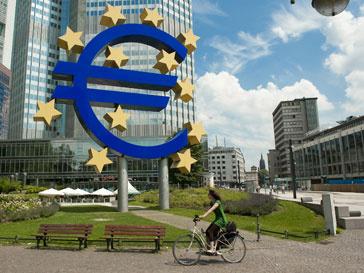 Главный символ валюты евро