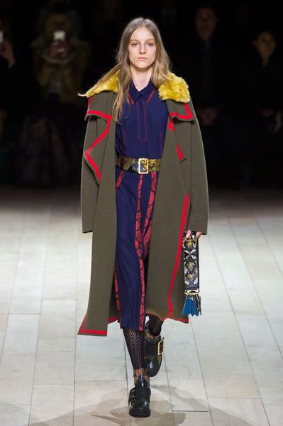 Самые красивые образы Недели моды в Лондоне | галерея [1] фото [83]