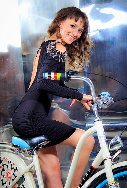 Анастасия Нижник, участница «Мисс велогород-2016», фото