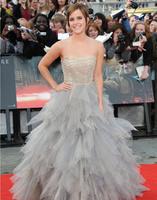 """Эмма Уотсон (Emma Watson) на премере последней части """"Гарри Поттера""""."""