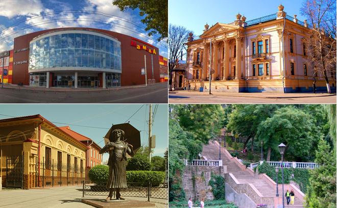 Куда можно сходить в Таганроге, Дворец Алфераки, куда сходить в таганроге, таганрог достопримечательности, достопримечательности таганрога фото