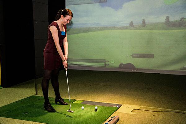 бесплатные занятия по гольфу