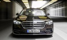 Mercedes-Benz рассекретил новый S-класс: «шестисотый» XXI века