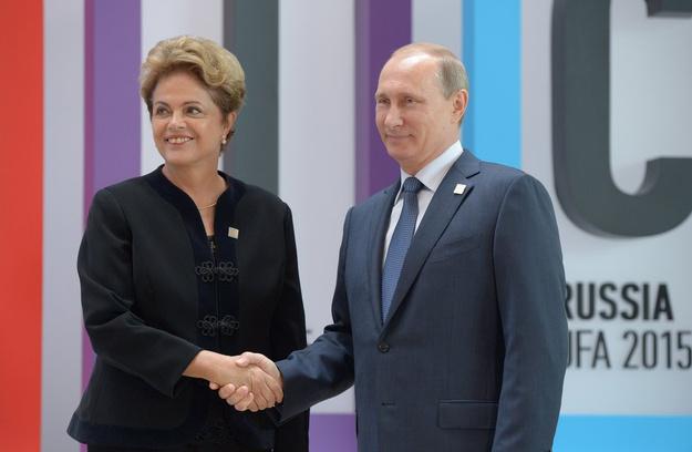 саммиты ШОС и БРИКС в Уфе, наряды женщин