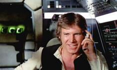 Харрисон Форд сломал ногу на съемках «Звездных войн»
