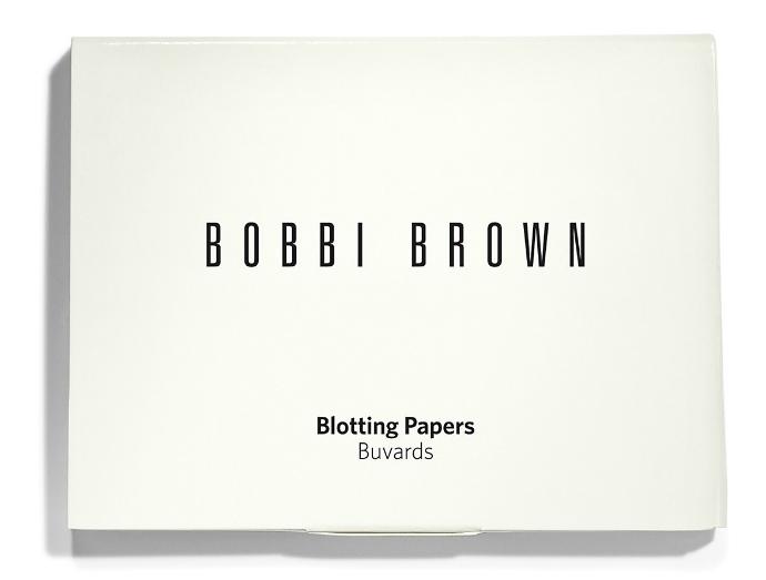 Матирующие салфетки от Bobbi Brown