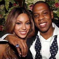 Бейонсе и Jay-Z (162 млн.$)