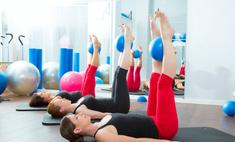 Красота и здоровье: пилатес для снижения веса