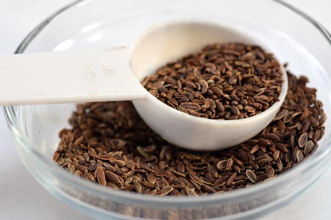 семена укропа от паразитов как принимать