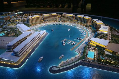 Bvlgari представила проект резиденций в Дубае   галерея [1] фото [2]