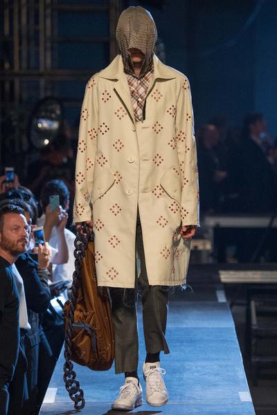 Неделя мужской моды в Париже: лучшие показы | галерея [2] фото [15]