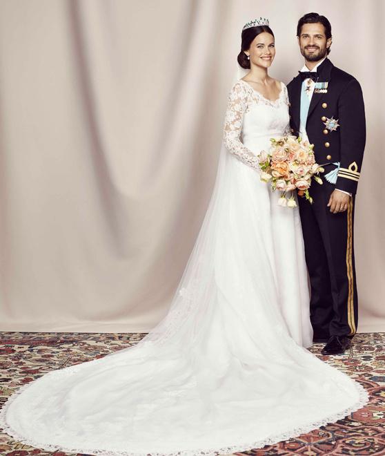 Принц Карл Филип и принцесса София