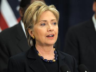 Хилари Клинтон (Hillary Clinton) выступила за свободу в интернете